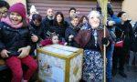 La Befana porta i doni e la Pro loco di Canonica i premi FOTO