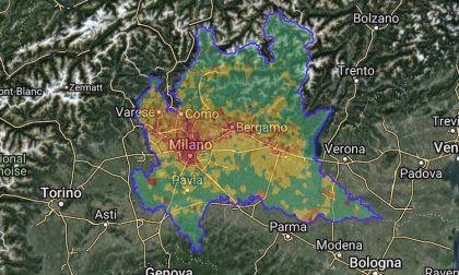 Qualità dell'aria e previsioni meteo: si soffoca ancora a Milano