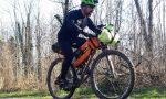 In bici da solo tra deserti e montagne per la ricerca contro la Distrofia