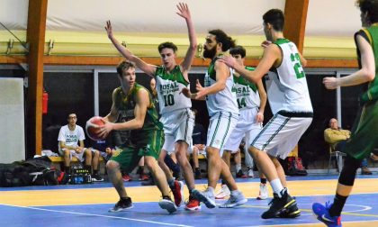 Basket Serie D: Riscatto per Inzago e Cassina. Melzo a punteggio pieno