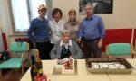 Centenaria festeggiata al Marchesi di Inzago FOTO