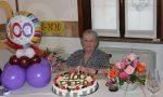 Segrate festeggia cento candeline per nonna Piera