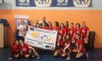 All'Aso Cernusco le ragazze si allenano con Abdel Aziz della Powervolley Milano