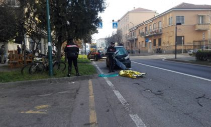 Pedone investito: incidente mortale a Cologno Monzese FOTO VIDEO