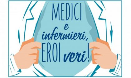 Medici e infermieri, eroi veri!   VIDEO