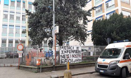 Emergenza Covid: curva costante dei contagi negli ospedali della Martesana