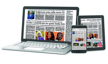 Gazzetta della Martesana e Gazzetta dell'Adda in versione online a un prezzo speciale
