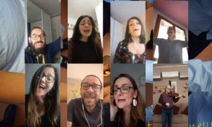 Scuola fa rima con passione: il video-messaggio dei docenti agli alunni VIDEO