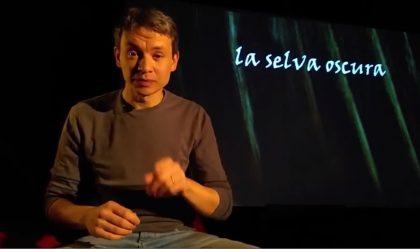 """""""Un dopocena con Dante"""" partono oggi le dirette web (VIDEO)"""