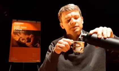 """Sabato sera a teatro con """"Un caffè con Ulisse"""" quarto episodio (VIDEO)"""