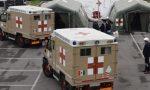 Coronavirus, sopralluogo all'ospedale da campo di Bergamo VIDEO