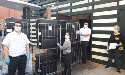 McDonald's Italia: 1600 pasti donati ai centri di accoglienza milanesi