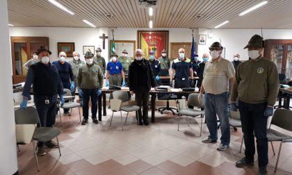 Mascherine di Città metropolitana distribuite agli over 65 di Melzo