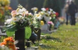 Duecento nuove tombe per i morti da Covid