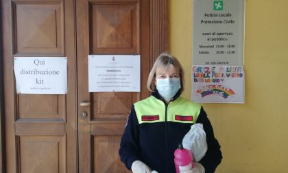 Distribuiti ai medici  kit con i dispositivi di protezione individuali