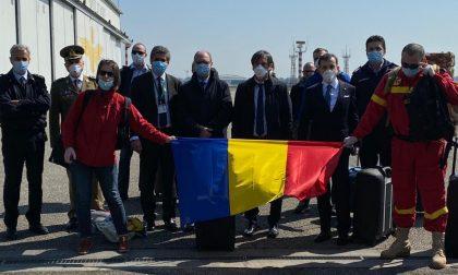 Arrivati a Linate medici dalla Romania destinati a Lecco