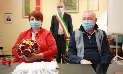 Sposi dopo quasi 30 anni nonostante il Coronavirus VIDEO