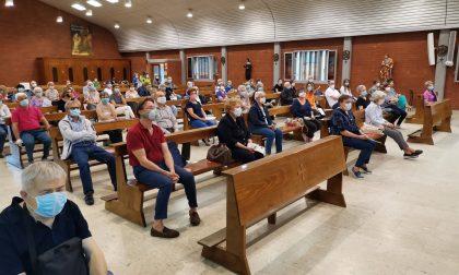 A Cassina i fedeli tornano alle funzioni proprio per la festa patronale
