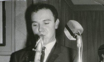 Aveva il jazz nel cuore: addio a Rino Clò