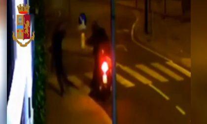 Gambizzano uomo in mezzo alla strada con due colpi di pistola: arrestati VIDEO