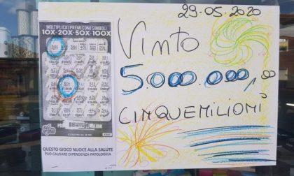 """Incredibile vincita: cinque milioni di euro al """"Gratta e vinci"""""""