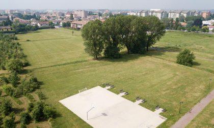 Parco centrale: 30mila metri quadri di verde per le famiglie di Pioltello