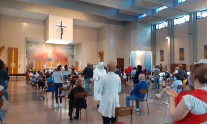 Messe all'aperto e su prenotazione: l'Adda Martesana prova a ritrovare la normalità