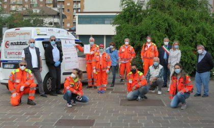 A Vimodrone arriva un mezzo per il trasporto disabili gratis