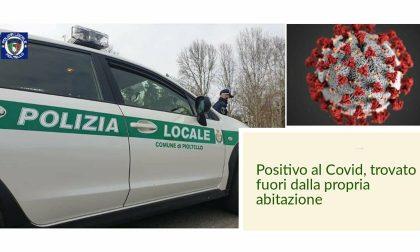 Positivo al Covid esce di casa: denunciato dalla Polizia Locale