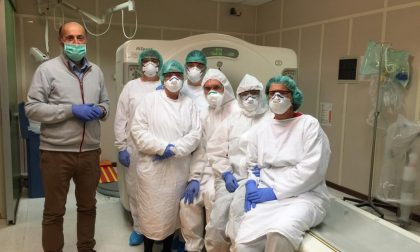 Ospedale da record a Vaprio, nessun caso Covid-19 tra operatori e pazienti