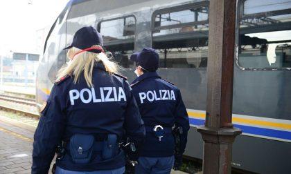 Furti sui treni: la Polfer arresta tre giovani a Pioltello