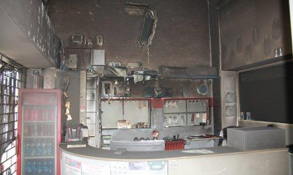Cortocircuito scatena l'incendio, paura in una stazione di servizio