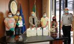 La comunità indiana fa un regalo alle città che li ha adottati