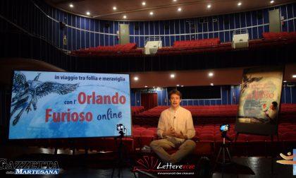 La Follia sul palco dell'Argentia è IN DIRETTA con l'Orlando Furioso