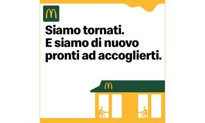 McDonald's è ripartito fra qualità e sicurezza