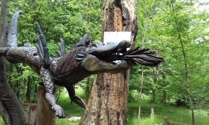 Il drago Tarantasio può rinascere