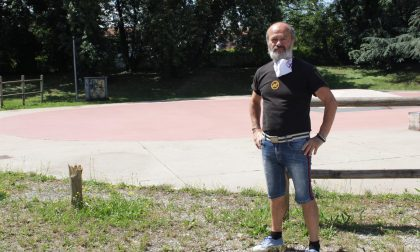 Vandalizzato lo Skate park di Cassano d'Adda FOTO