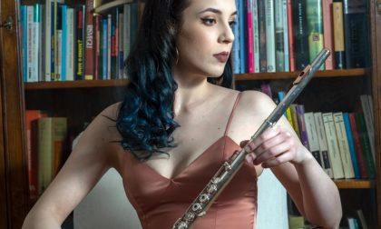 Terzo posto al Virtuoso prize per Rebecca Taio