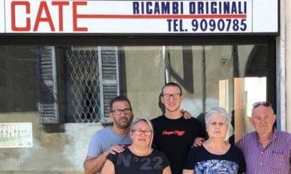 Storico negozio di Trezzo sull'Adda abbassa la saracinesca per sempre