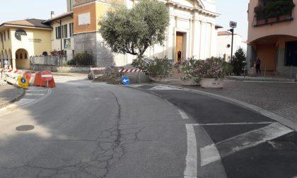 Da lunedì chiusa la piazza, cambia la viabilità nel centro di Pioltello