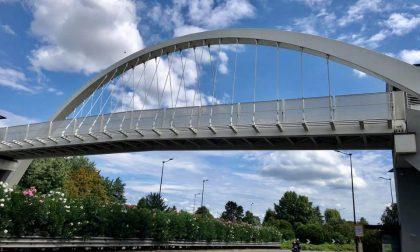 Chiuso il ponte bianco tra Rovagnasco e Segrate