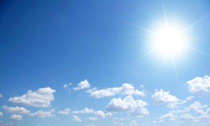 Ferragosto all'insegna di sole e caldo