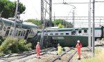 Treno deragliato sulla linea Milano-Lecco: macchinista e capotreno non erano a bordo  FOTO E VIDEO
