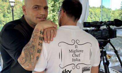 Sfida culinaria in un nuovo contest Tv per lo chef Francesco Palieri del ristorante Al Molo 13 di Trezzo FOTO