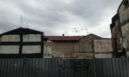 Ultimatum per finire i lavori all'ex casa Gerosa di Inzago