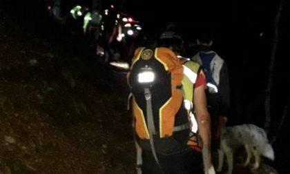Dispersi sui monti, sei ragazzi soccorsi nella notte
