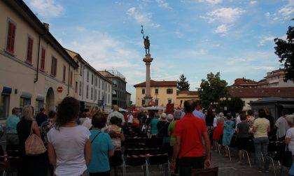 Comunità in piazza a Melzo per la festa patronale di Sant'Alessandro
