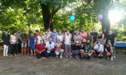Grande festa a Trezzo per i volontari FOTO