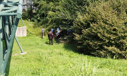 Spari nel Parco della Besozza: ritrovati alcuni bossoli. Indagano Carabinieri e Polizia Locale FOTO