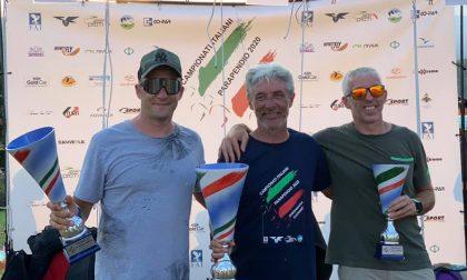Campionati italiani di volo libero 2020, un colognese campione FOTO e VIDEO
